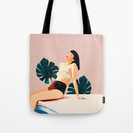 Sunday Tote Bag