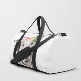 Petunia Pig Duffle Bag