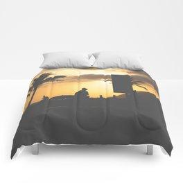 Carioca way of life Comforters