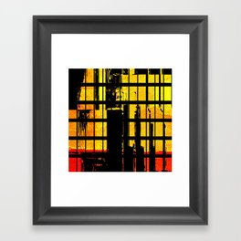 Your Last Sight Framed Art Print