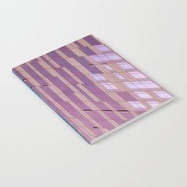 Brooklyn architecture gradient 0824 Notebook