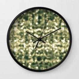 Abstract circle #8 Wall Clock