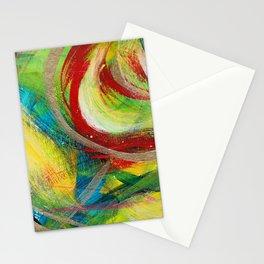 Monster Swirl Stationery Cards