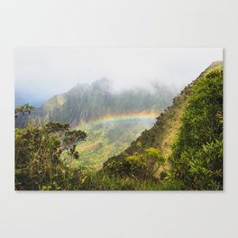 Full Spectrum of Kauai Canvas Print