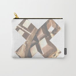 X Chocolate Carry-All Pouch