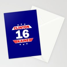 Clinton Kaine 16 Stationery Cards
