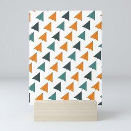 Origami Planes Mini Art Print
