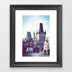 Prague 04 Framed Art Print
