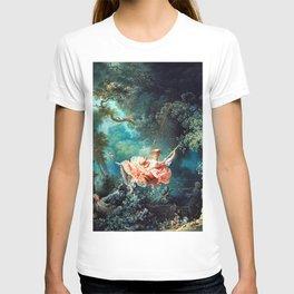 Jean Honore Fragonard The Swing T-shirt