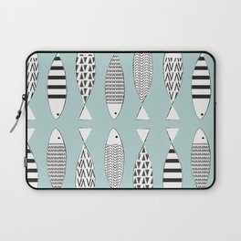 Nordic fish Laptop Sleeve