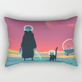 PHAZED PixelArt 6 Rectangular Pillow