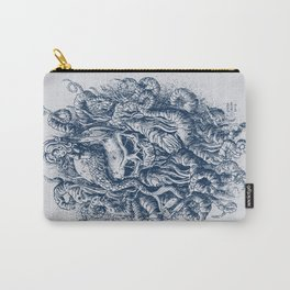 Mermaid Skull 2 Carry-All Pouch