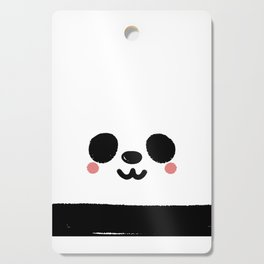 Pandamic Mask Cutting Board