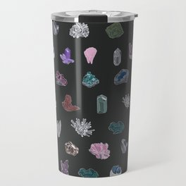 Minerals A-Z Travel Mug