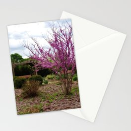 Park Setting Stationery Cards