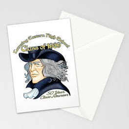 LEHS Class of 1969 - 50 Year Class Reunion Stationery Cards