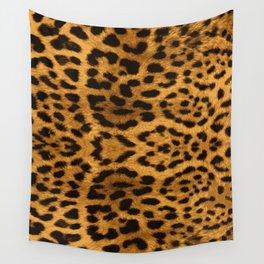 Baesic Leopard Print Wall Tapestry