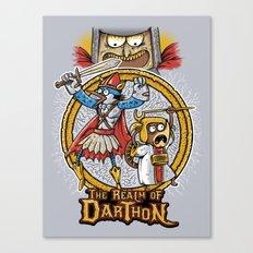 Regular Boardgame Canvas Print