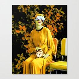 """The Timekeeper"" Canvas Print"