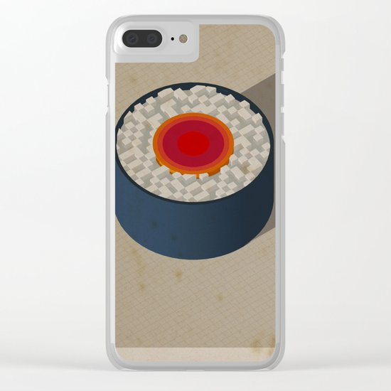 Lab 80 Clear iPhone Case