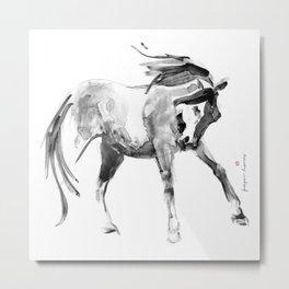 Horse (Sweetie) Metal Print