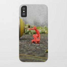 DIKKI - StreetPark series one iPhone Case