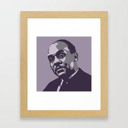 Ralph Ellison Framed Art Print
