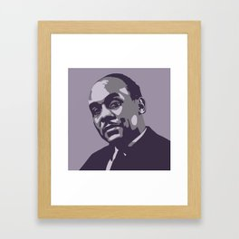 Ralph Ellison Framed Art Print