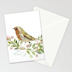 birds 3 Stationery Cards