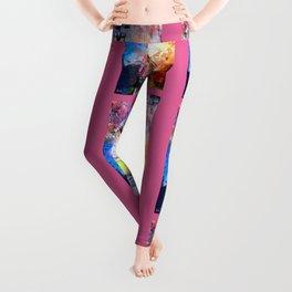 Parfum Painted Leggings