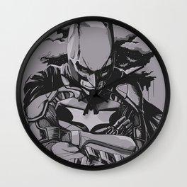 The Dark Knight Wall Clock