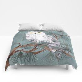 Snowy Comforters