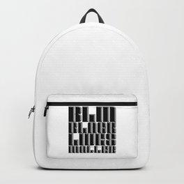 BLACK LIVES MATTER - Relief Backpack