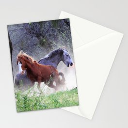 The Fight Stationery Cards