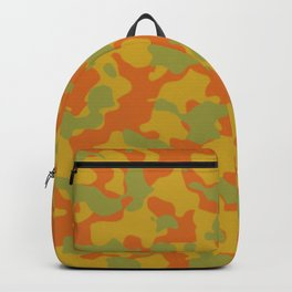Camouflage Autumn Trending Colors Backpack
