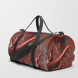 Excitement -- an abstract illustration Duffle Bag
