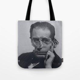 Cut Gropius 2 Tote Bag