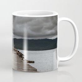 Long Solid Wharf Coffee Mug