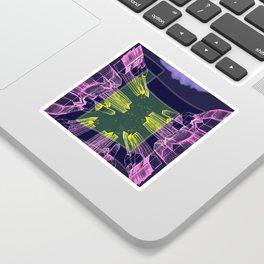 Stellar Area 01-08-16 Sticker