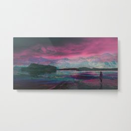 Atmosphere's Playground Metal Print