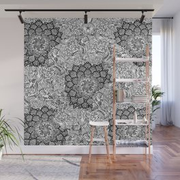 Floral? Wall Mural