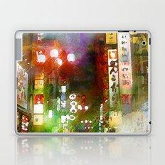 Just one street Laptop & iPad Skin
