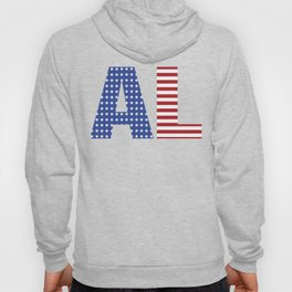 Alabama 4th Of July  Hoody