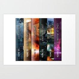 The Alliance Boxset Art Print