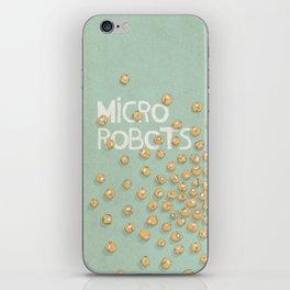 microrobo iPhone Skin