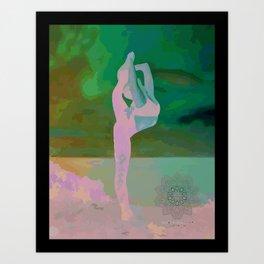Inhale Exhale Printable Wall Art DIGITAL DOWNLOAD Art Print