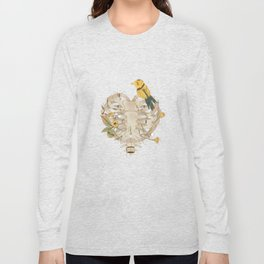 Where is the heart? Long Sleeve T-shirt