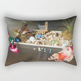 Xmas Downunder Rectangular Pillow