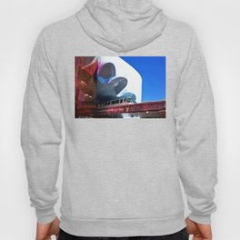 Seattle Center Monorail Hoody