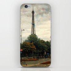 Eiffel Tower Paris iPhone & iPod Skin